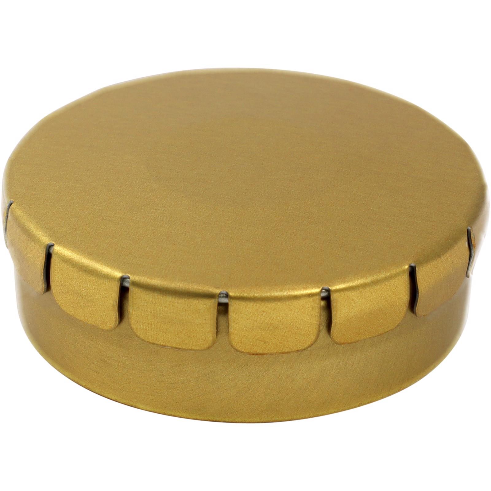 Clic clac jahodové bonbony ve tvaru srdíček - Zlatá