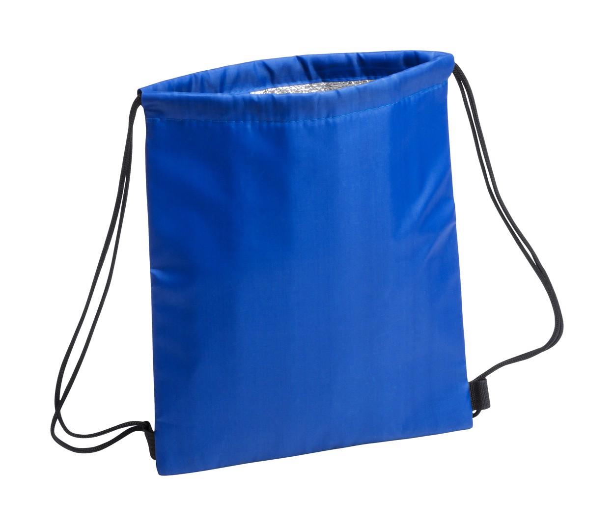 Geantă Drawstring Termoizolantă Tradan - Albastru
