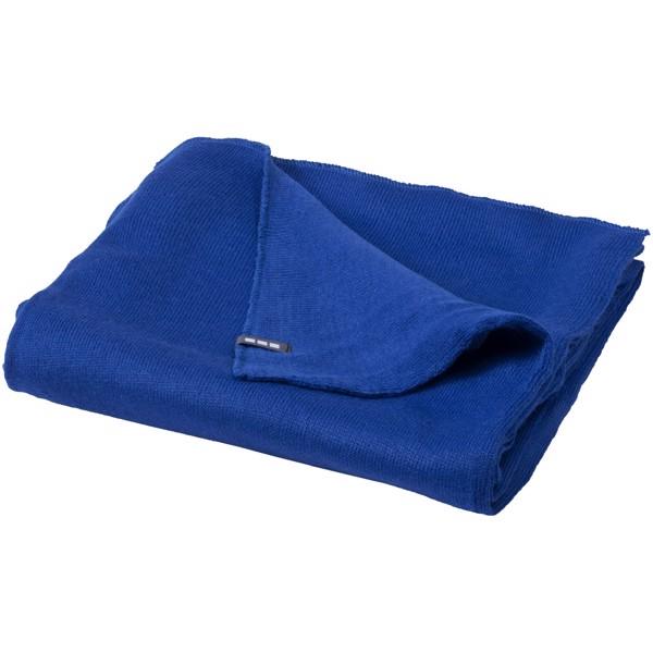 Mark scarf - Royal blue