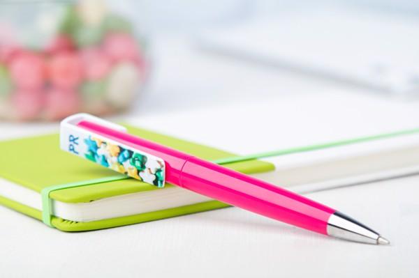 Kuličkové Pero Cockatoo - Růžová