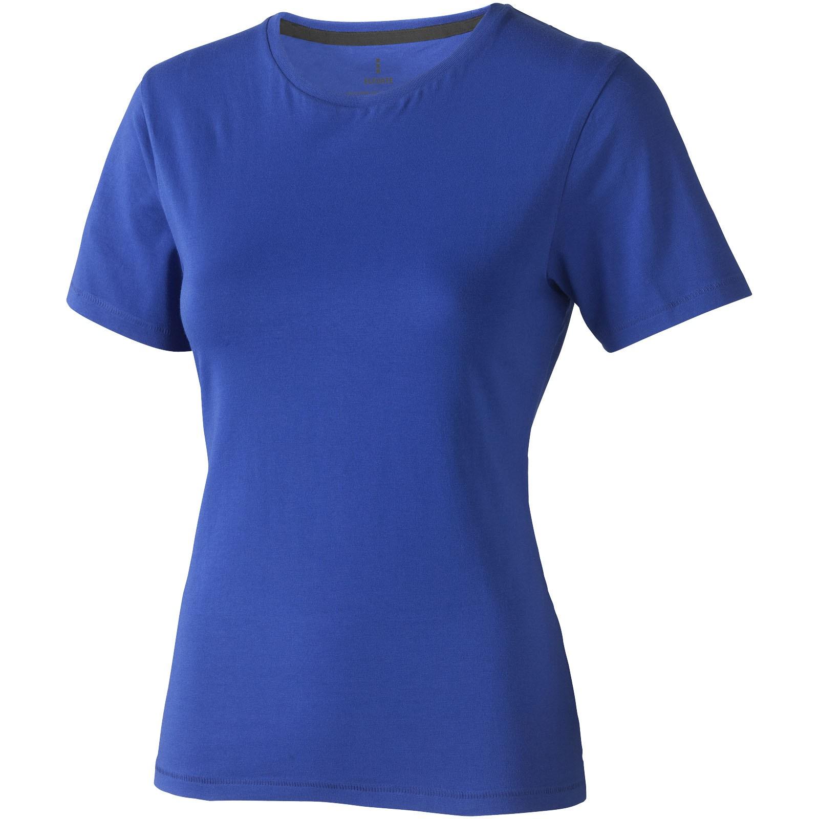 Nanaimo – T-Shirt für Damen - Blau / XL
