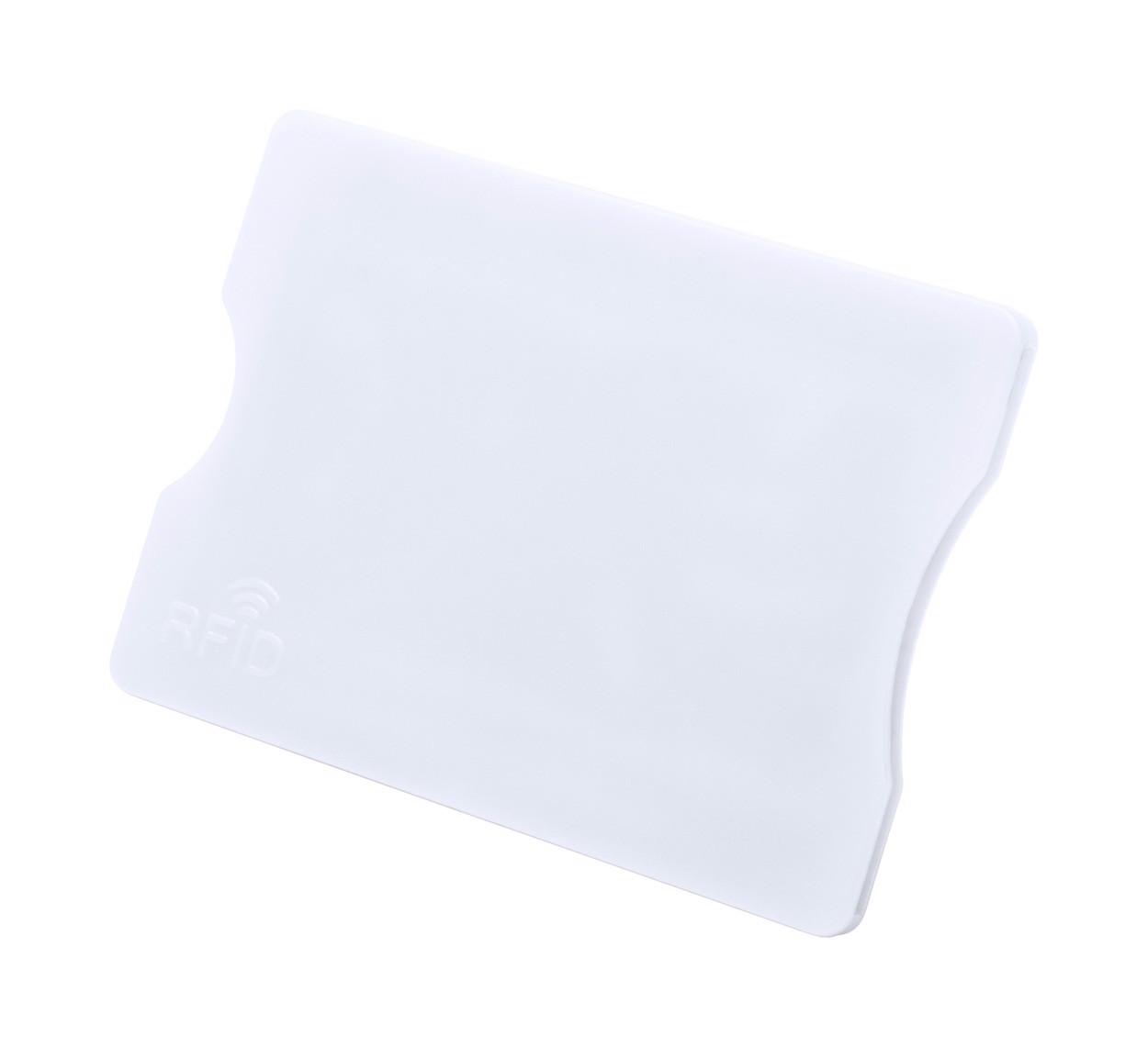 Credit Card Holder Randy - White