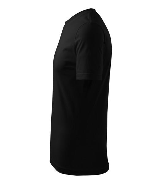 T-shirt men's Malfini Classic New - Black / XL