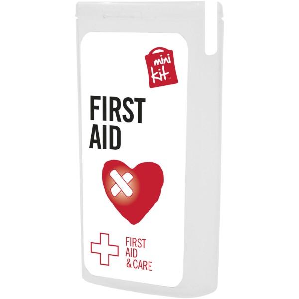 MiniKit First Aid - White