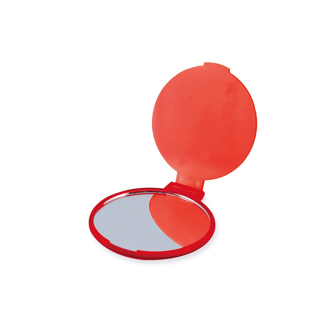 Espejo Thiny - Rojo