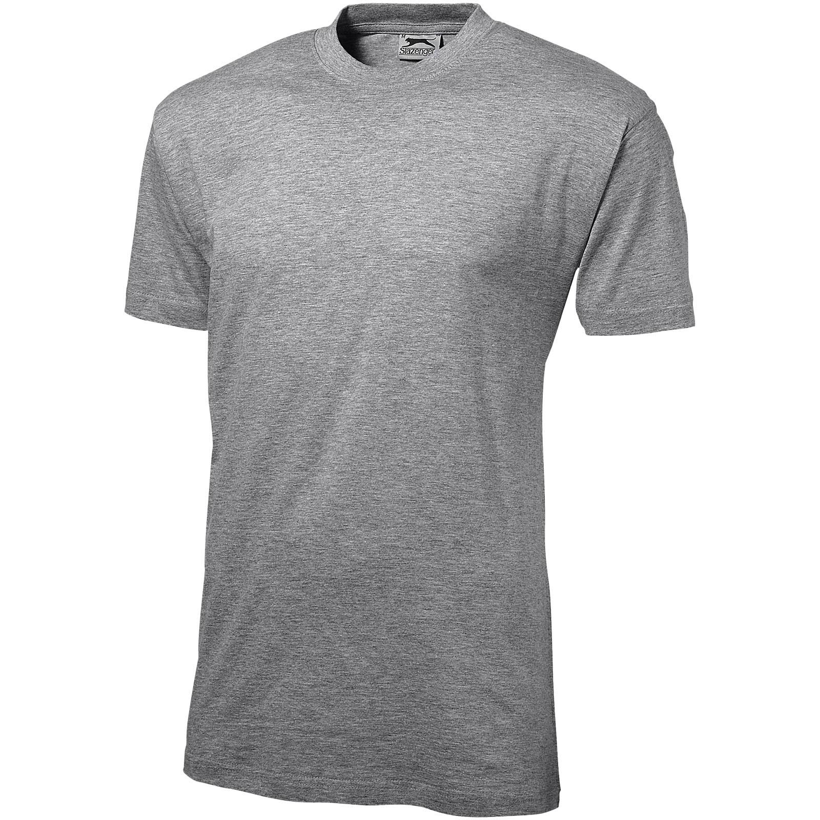 Ace short sleeve men's t-shirt - Sport grey / M