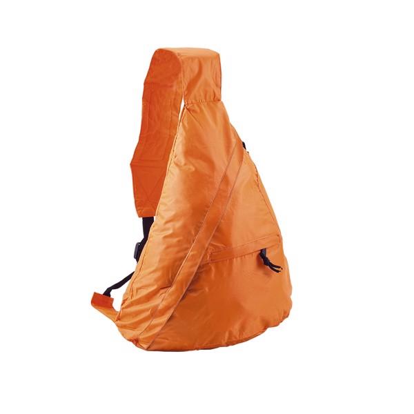 Sac à Dos Southpack - Orange/Bleu