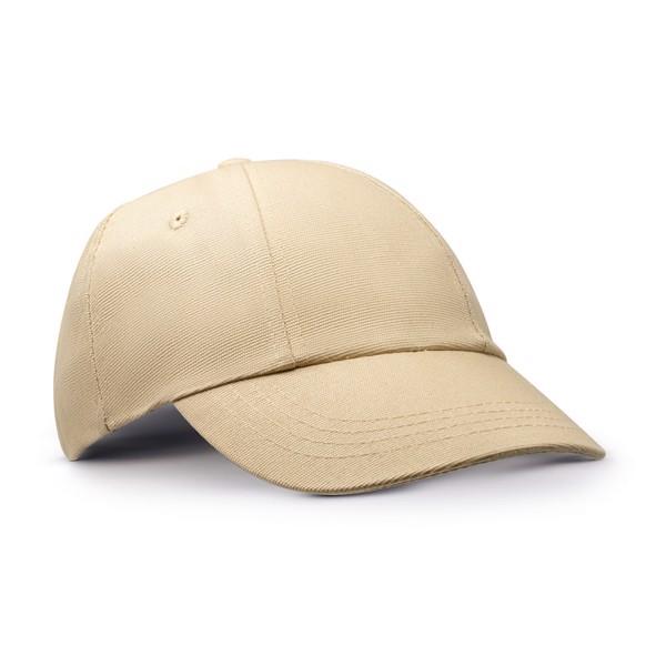 RADO. 100% Bavlněná čepice - Béžová