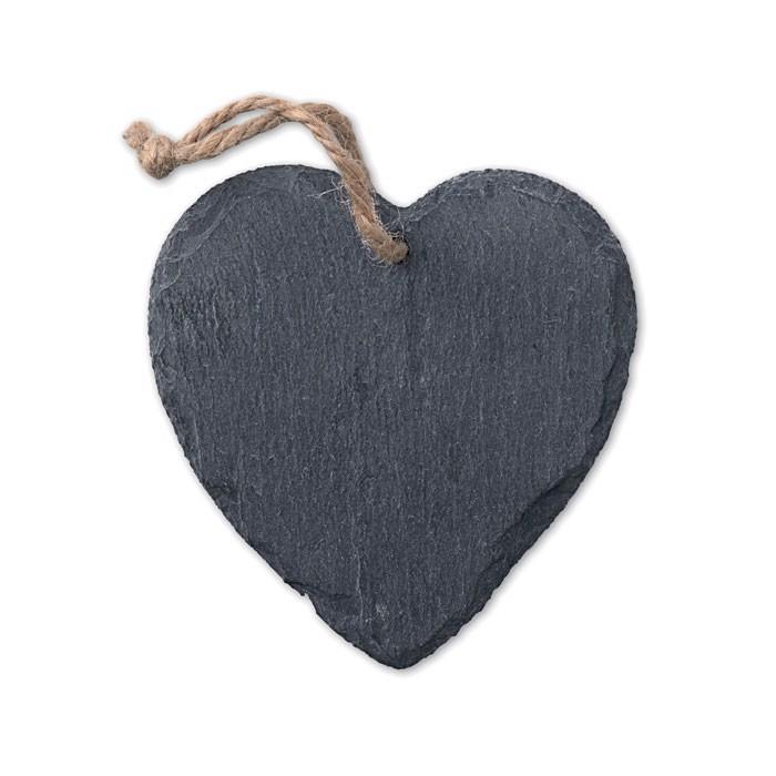 Obesek iz skrilavca, srce Slateheart