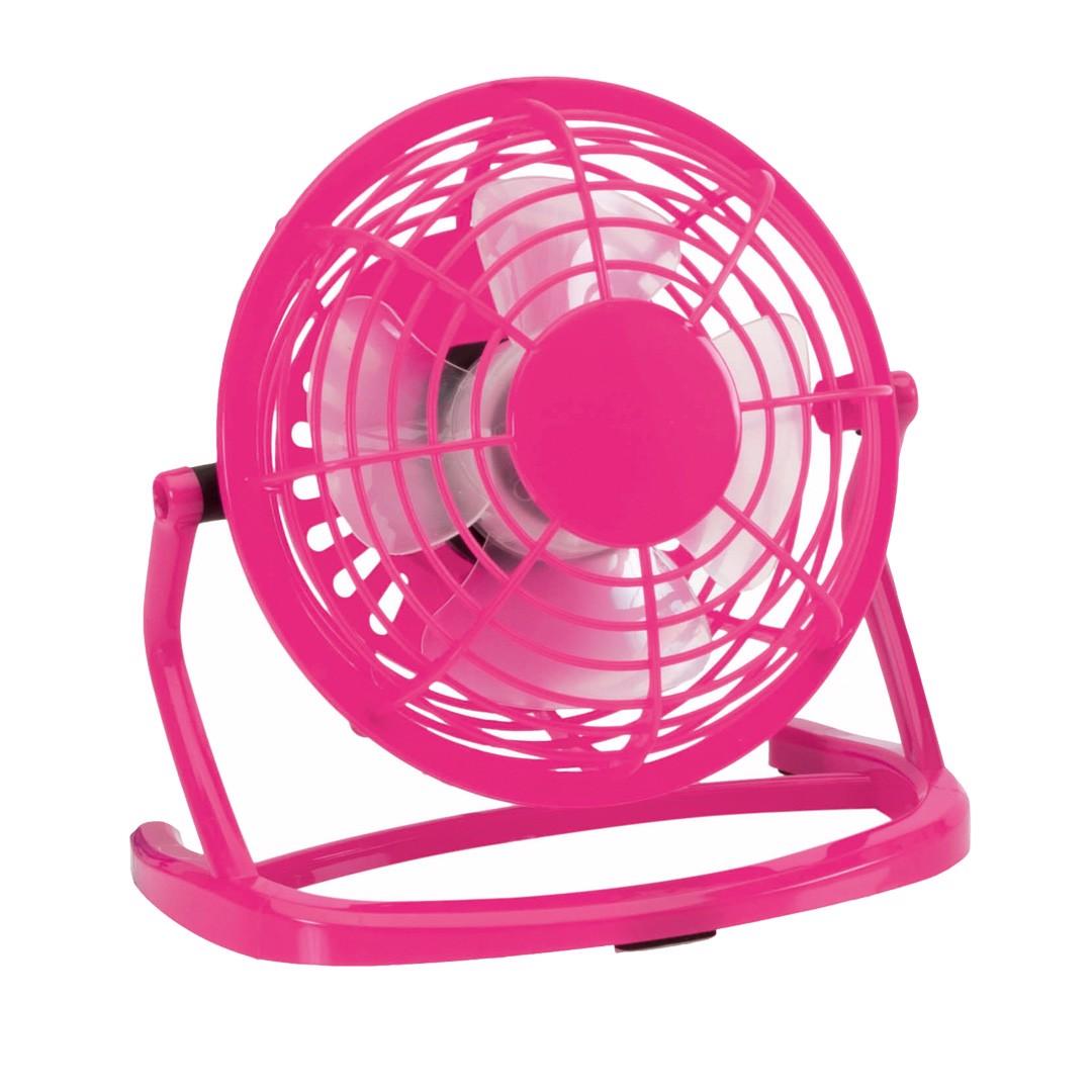 Mini Ventilador Miclox - Fucsia