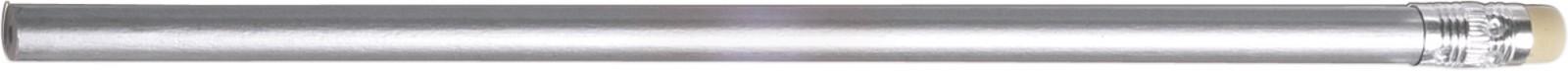 Lápiz HB de madera - Silver