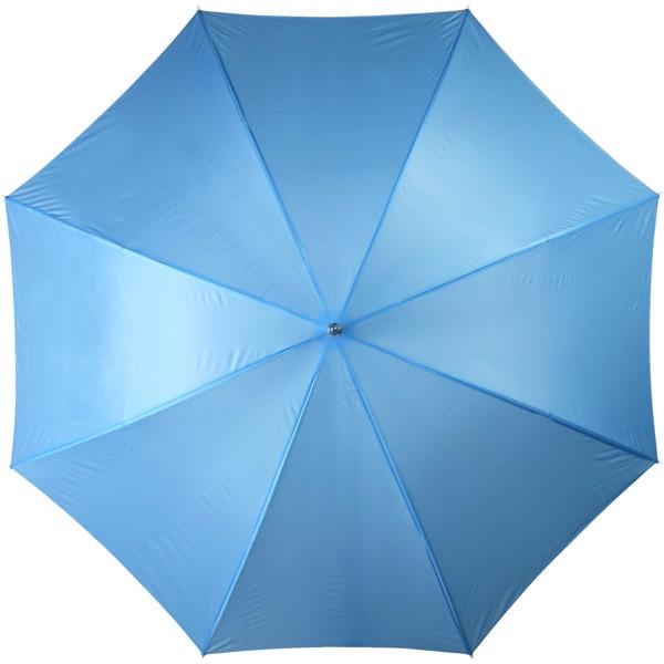 """30"""" golfový deštník Karl s dřevěnou rukojetí - Process Blue"""