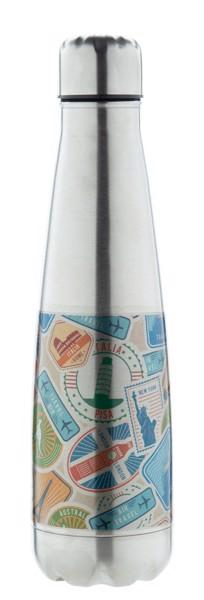 Water Bottle Herilox - Silver