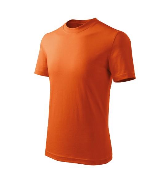 Tričko dětské Malfini Basic Free - Oranžová / 122 cm/6 let