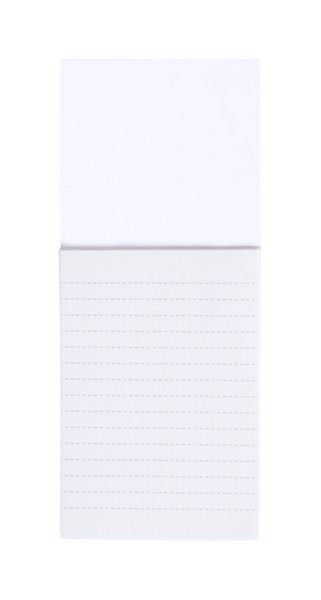 Magnetic Notepad Sylox - White