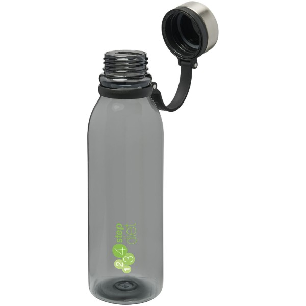 Darya 800 ml Tritan™ sport bottle - Smoked