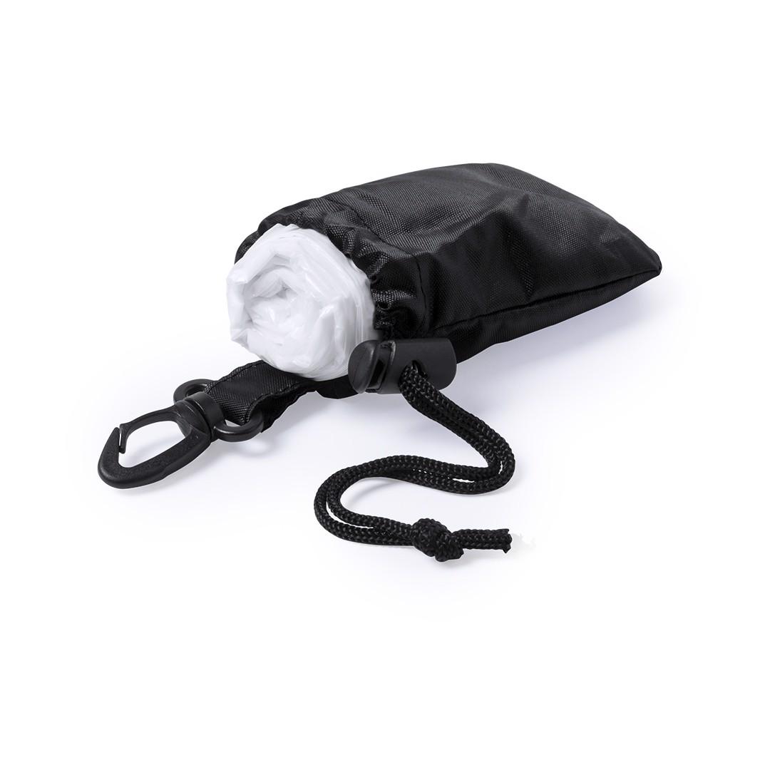 Raincoat Domin - Black