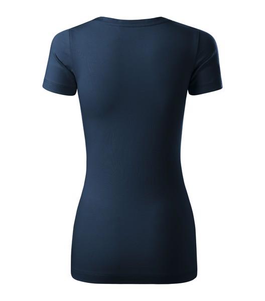 Tričko dámské Malfinipremium Action - Námořní Modrá / S