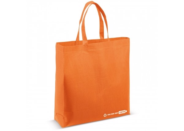 Shoulder bag R-PET 100g/m² - Orange
