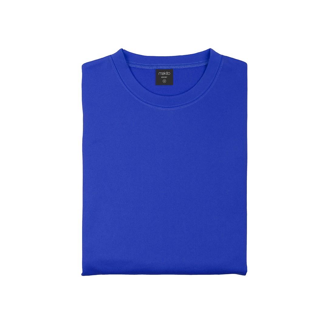 Sudadera Técnica Adulto Kroby - Azul / L