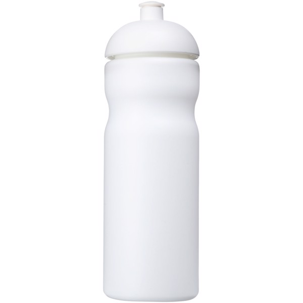 Baseline® Plus 650 ml dome lid sport bottle - White