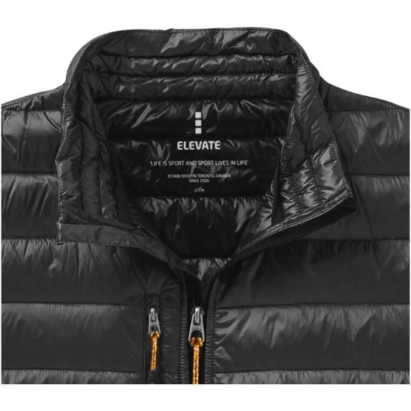 Lehká péřová bunda Scotia - Anthracitová / XXL