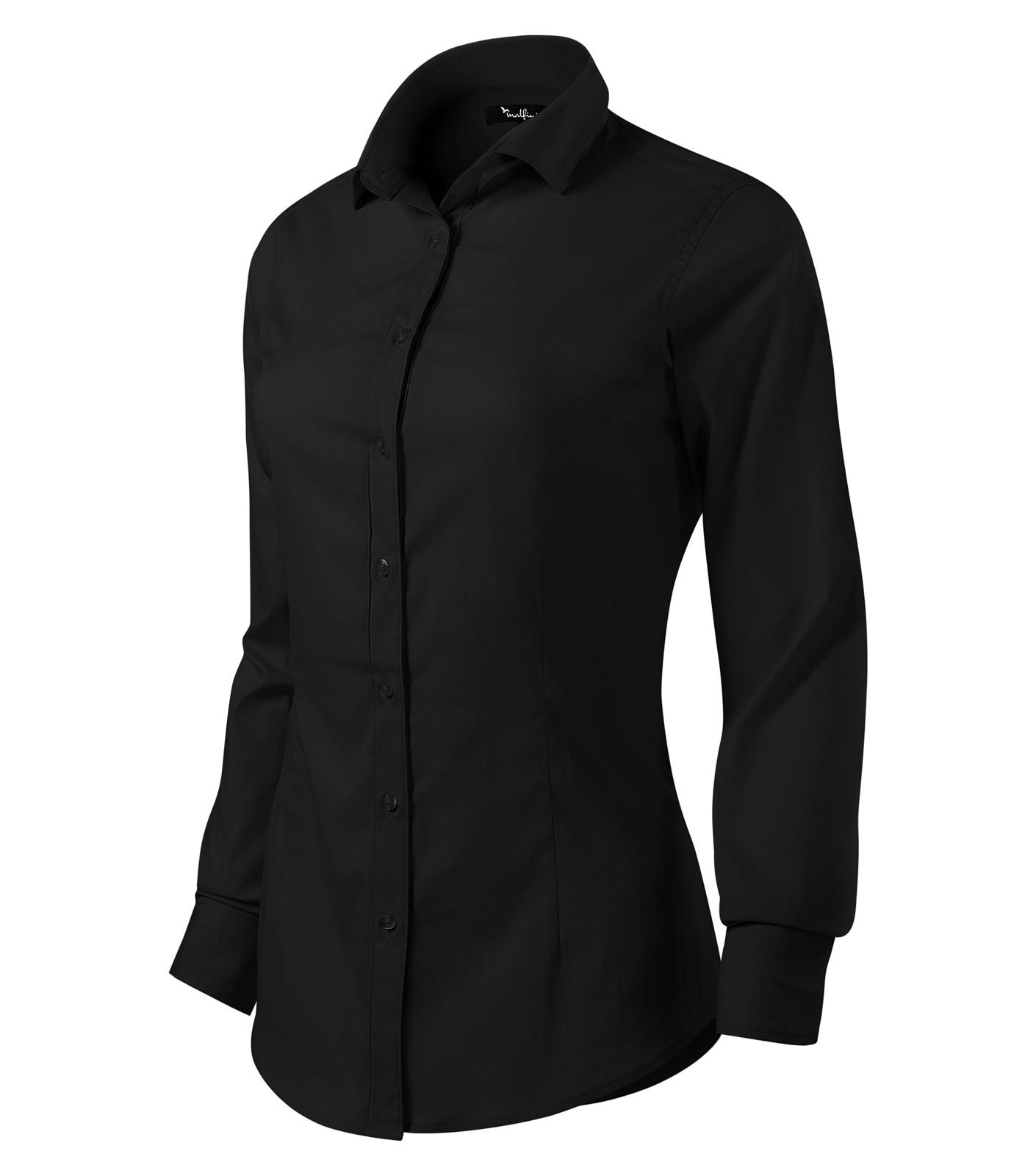 Košile dámská Malfinipremium Dynamic - Černá / M