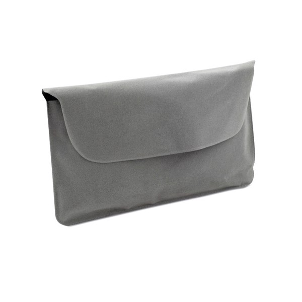 Set w/ pillow, eye mask, plugs Travelplus - Grey