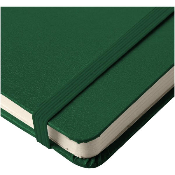Kapesní poznámkový blok Classic A6 s pevnou obálkou - Hunter Green