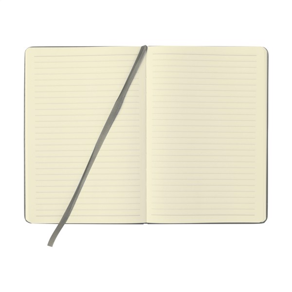 BudgetNote A5 Lines - Grey