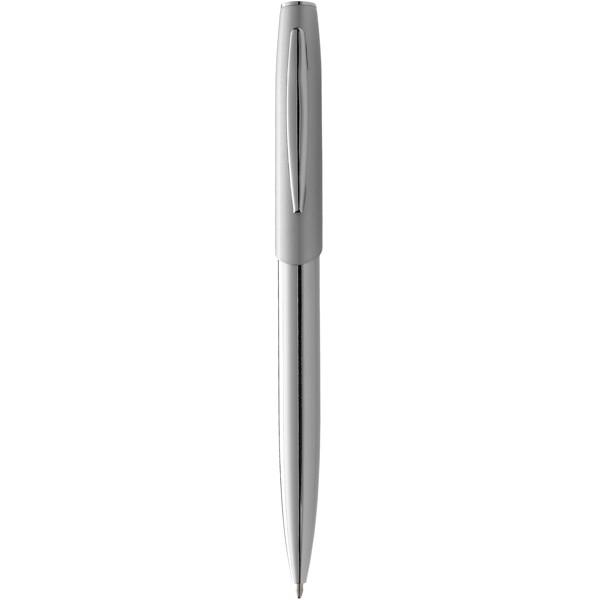 Kuličkové pero Geneva - Stříbrný