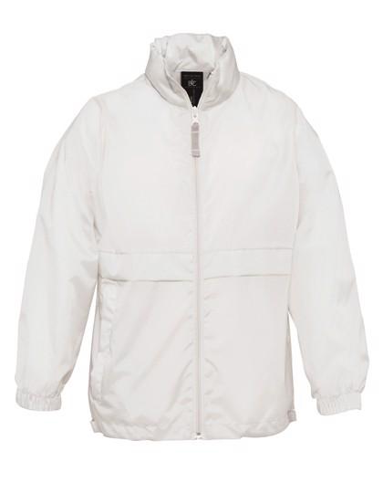 Jacket Sirocco / Kids - White / 12/14 (152/164)
