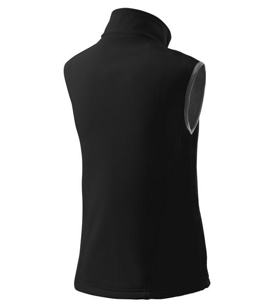 Softshellová vesta dámská Malfini Vision - Černá / XL