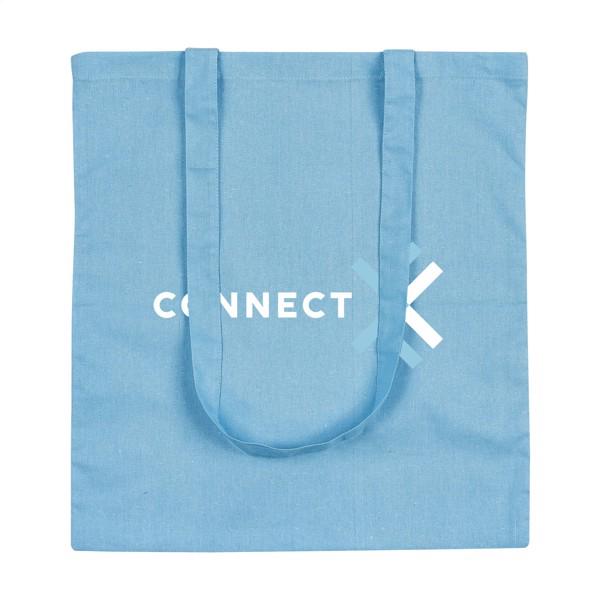 Shoppy Colour Bag cotton bag - Light Blue
