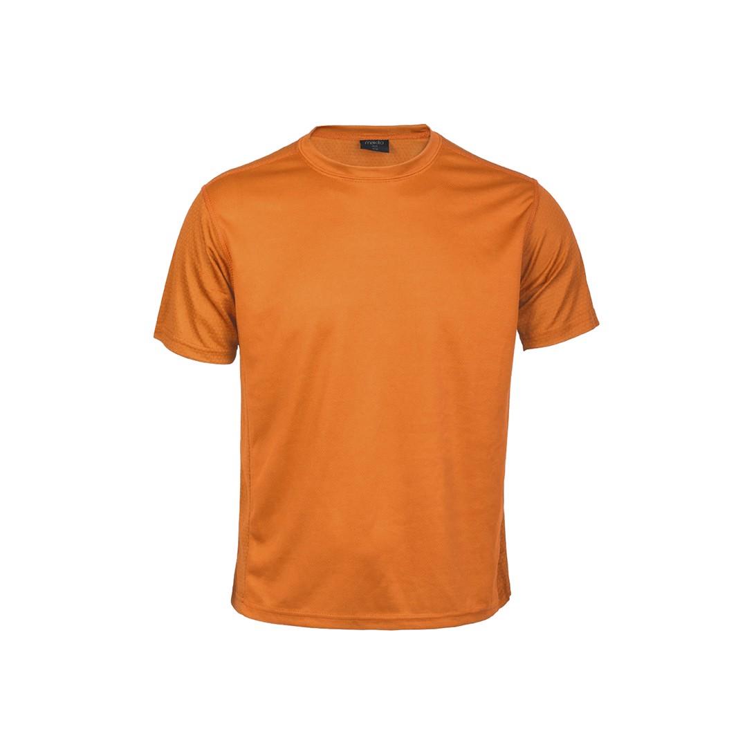 Camiseta Niño Tecnic Rox - Naranja / 6-8