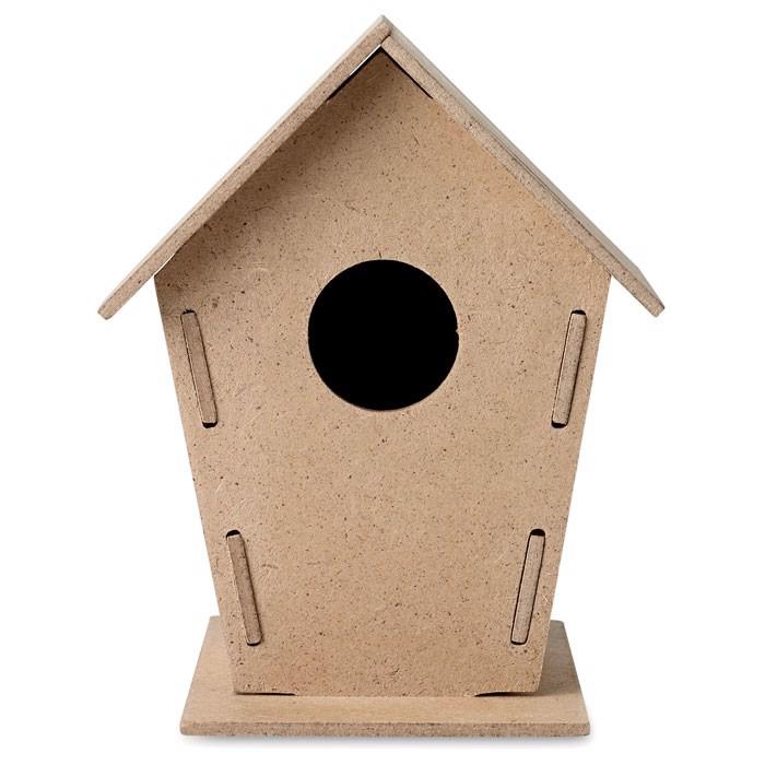 Drewniana budka dla ptaków Woohouse