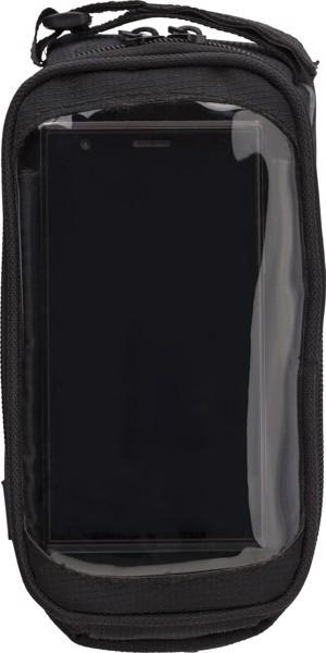 Polyester (600D) bicycle handle bar bag