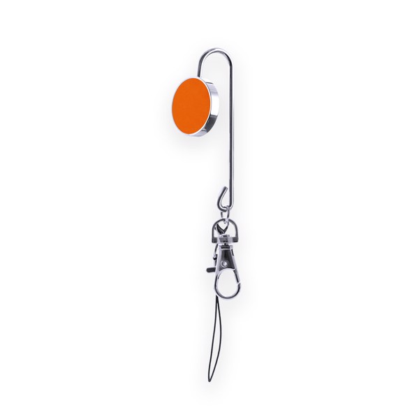 Llavero Bolso Lysia - Naranja