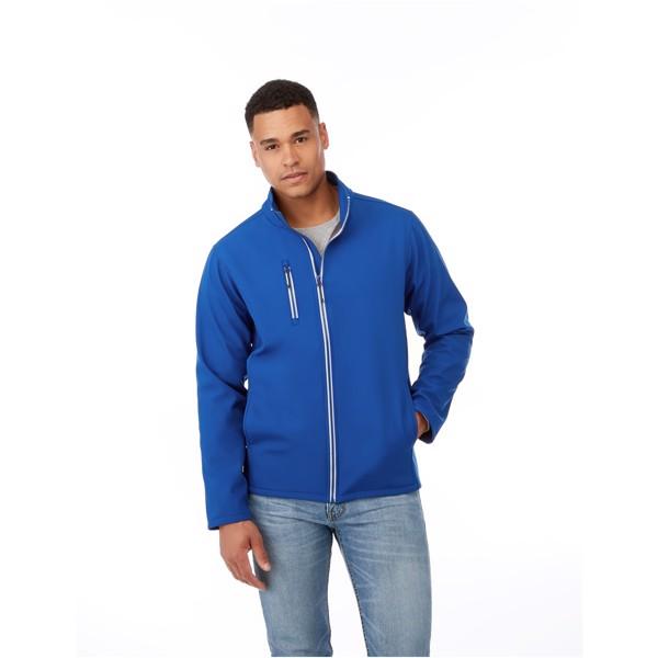 Softshellová bunda Orion pro muže - Storm Grey / S