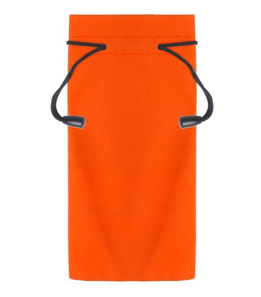 Obal Na Brýle Milla - Oranžová / Černá