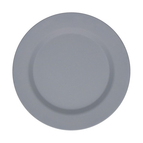"Plate ""Eco"" Large - Grey"