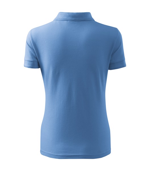 Polokošile dámská Malfini Pique Polo - Nebesky Modrá / L