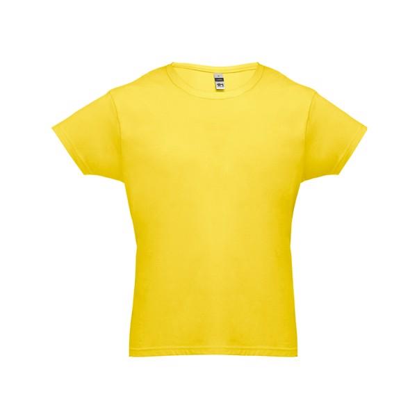 LUANDA. Men's t-shirt - Yellow / XXL