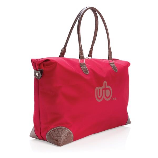 Cestovní taška - Červená