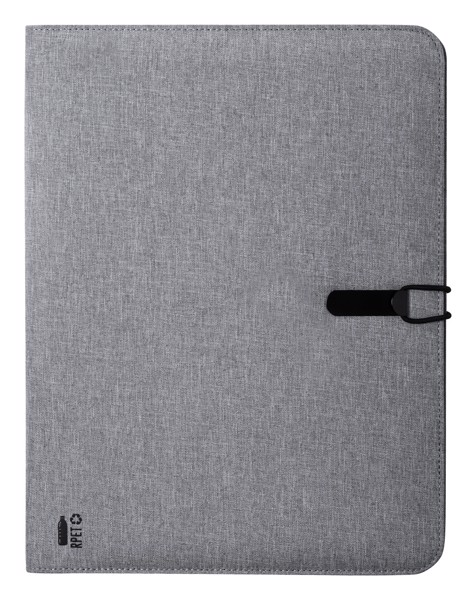 Rpet Document Folder Sorgax - Ash Grey