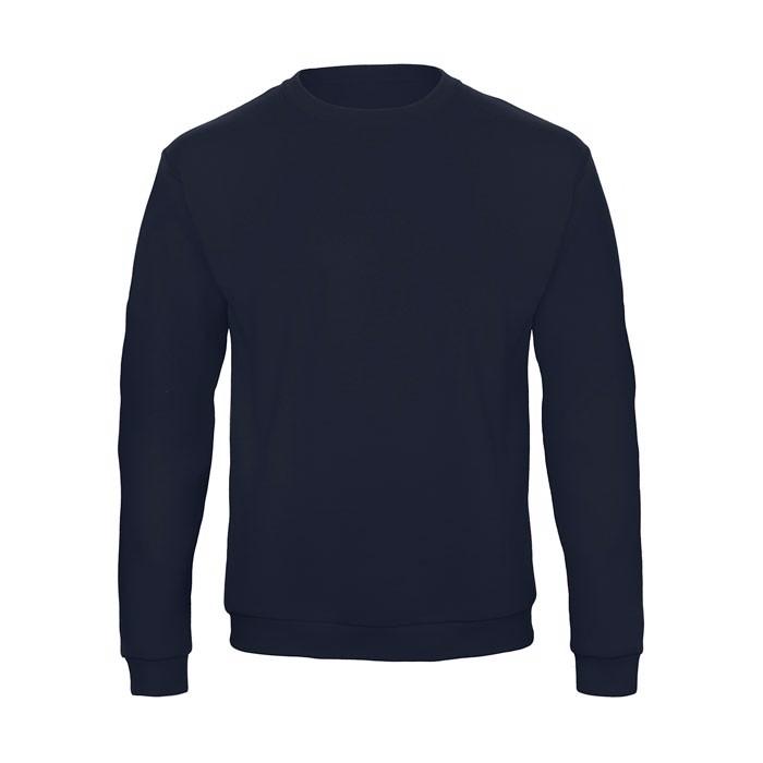 Sweatshirt Unisex Id.202 50/50 Sweatshirt Unisex - Navy / 3XL