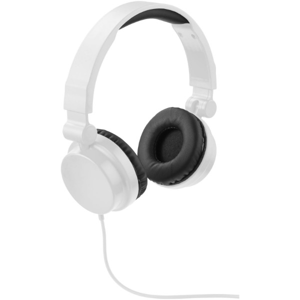 "Auriculares plegables ""Rally"" - Blanco"