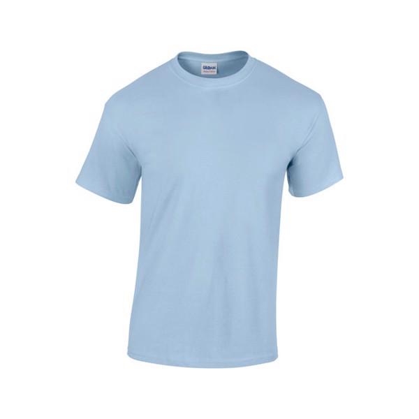 Tlusté tričko 185 g/m² Heavy T-Shirt 5000 - Light Blue / XL