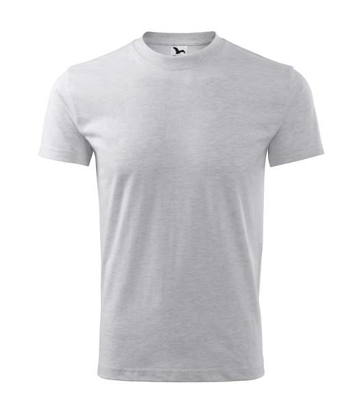 T-shirt unisex Malfini Classic - Ash Melange / L