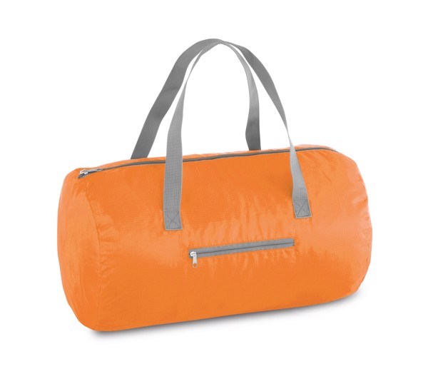 TORONTO. Skládací taška do tělocvičny - Oranžová
